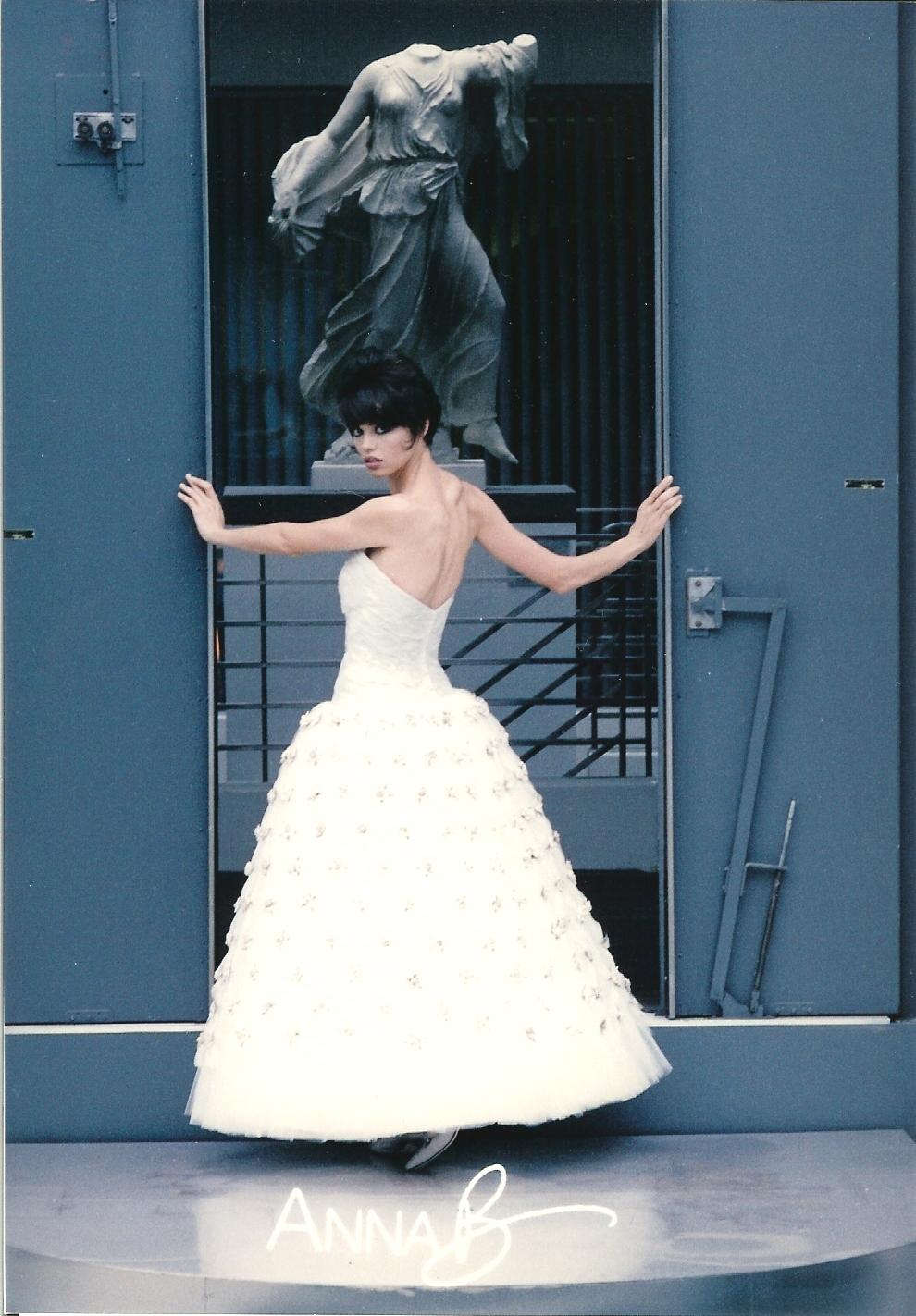 Rose Buds Bride Gown - AnnaB Inc. : AnnaB Inc.